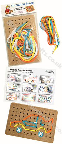 New in - Threading games
