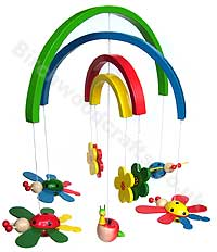 £14.99 Educational Baby Mobiles