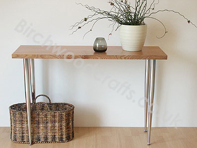 Handmade Educational Console tables - £245