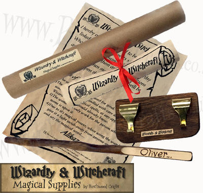 Big Photo of Personlised Wizard Wand - £12.99