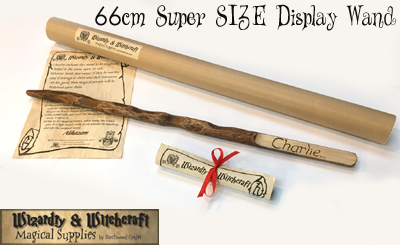 Big Photo of Personlised Wizard Wand - £16.50
